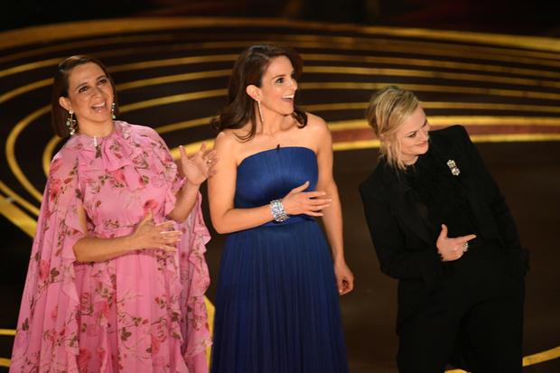 Образы ведущих на «Оскаре-2019» (фото 1)