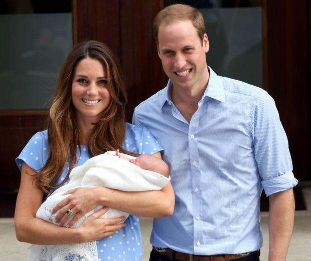Британия готовится к рождению второго ребенка Кейт Миддлтон и принца Уильяма