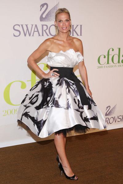 Молли Симс в Dolce&Gabbana