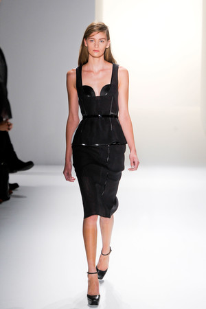 Показы мод Calvin Klein Collection Весна-лето 2013 | Подиум на ELLE - Подиум - фото 1207