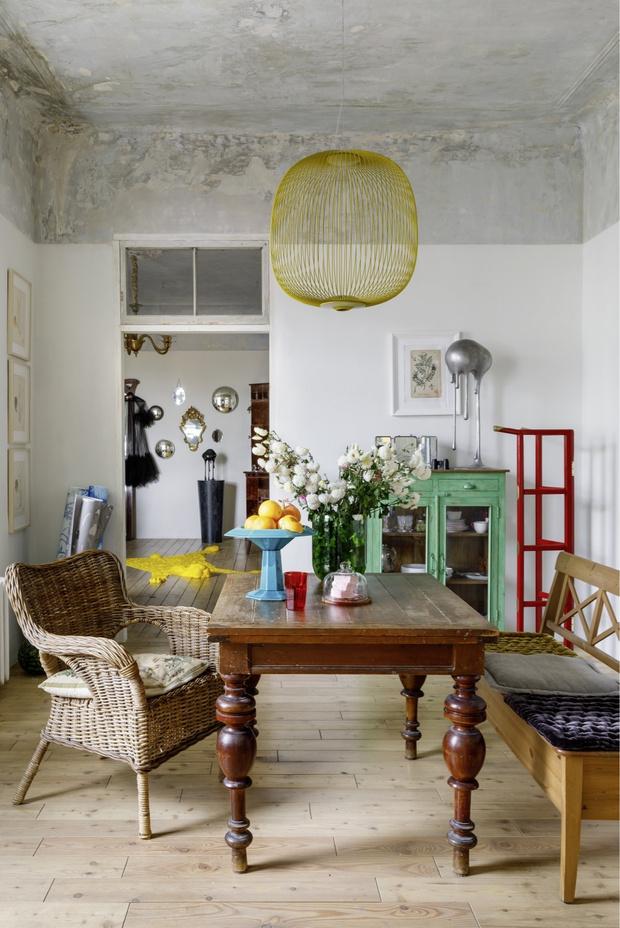 Квартира художницы Натальи Пивко в Санкт-Петербурге (фото 4)