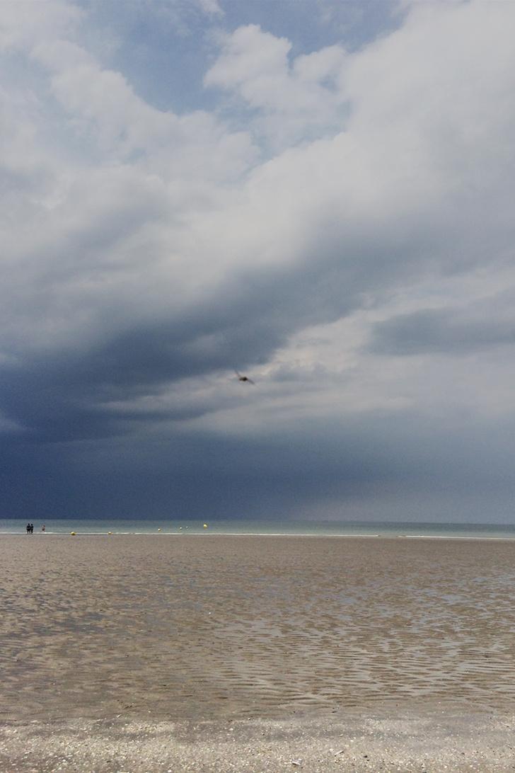 отпуск на французском побережье