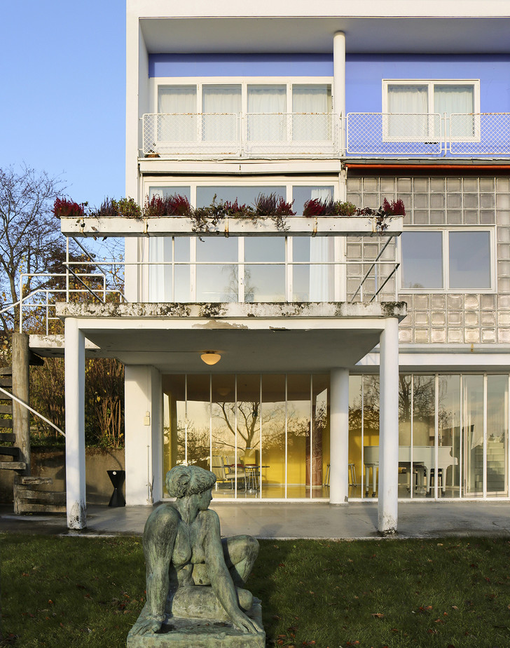 Модернистская вилла в Осло (фото 18)