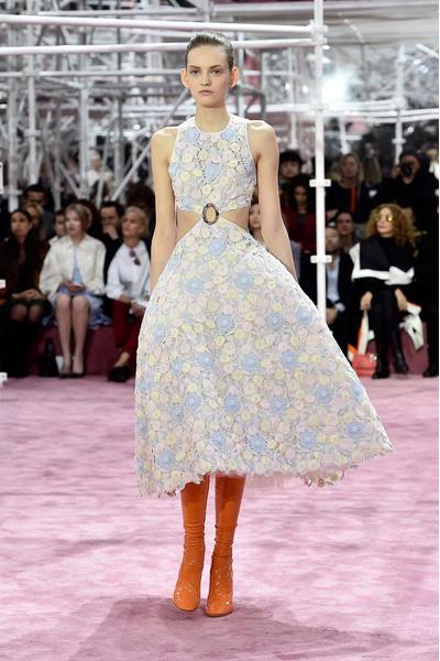 Показ Dior Haute Couture | галерея [1] фото [10]