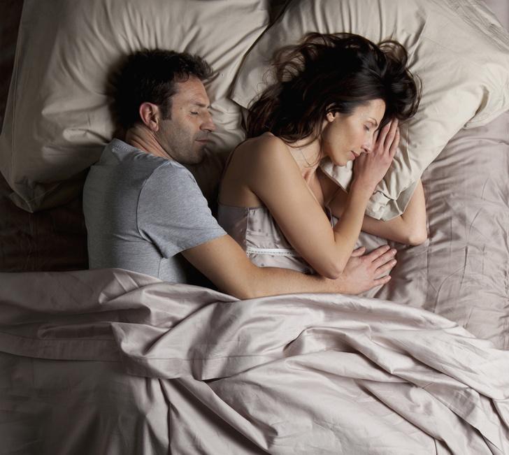 Позы сна