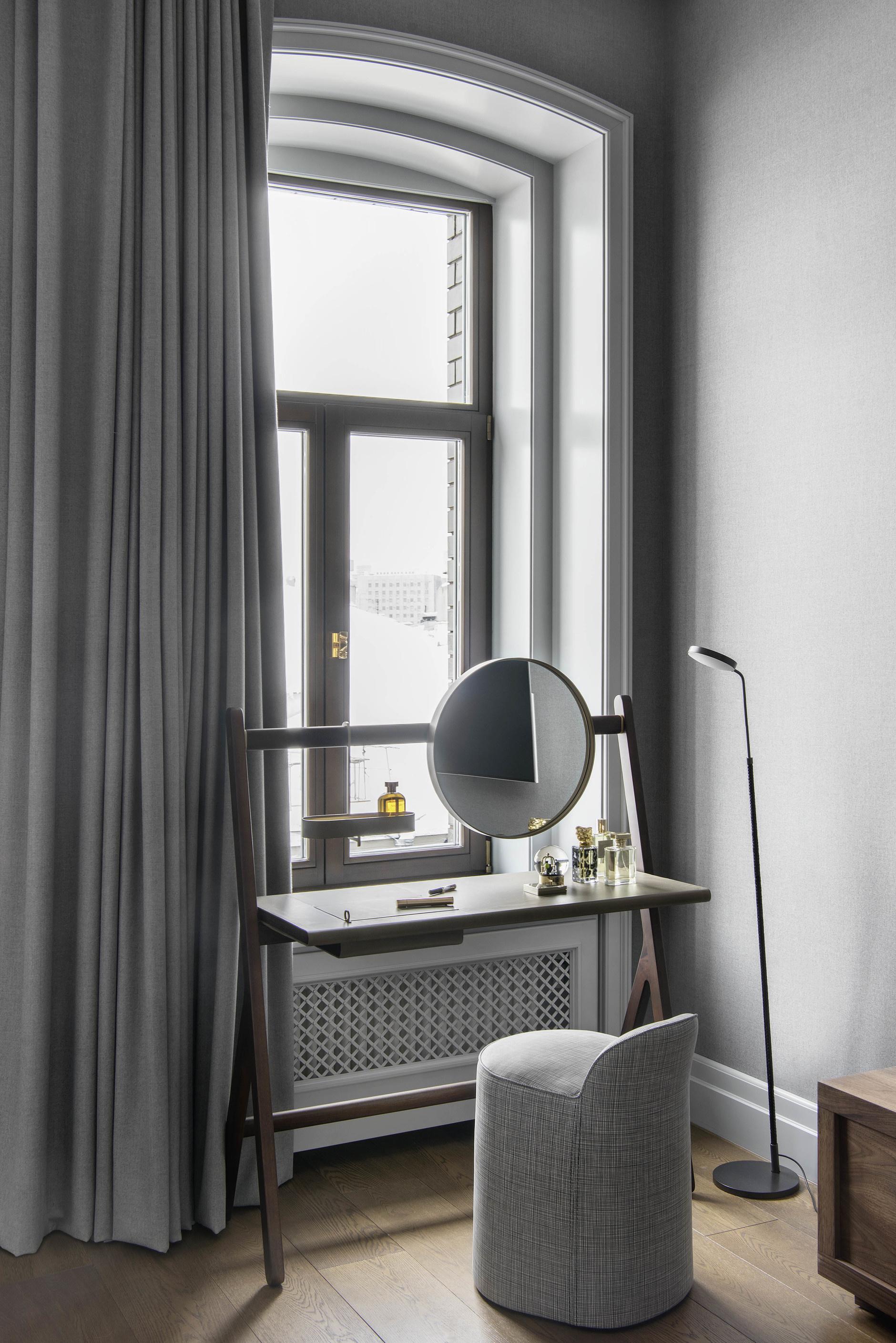 Серый цвет в интерьере: 20+ нескучных примеров (галерея 1, фото 1)
