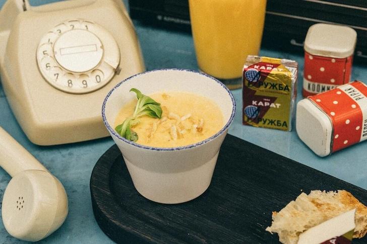 Нежнее нежного: 5 зимних супов-пюре (фото 13)