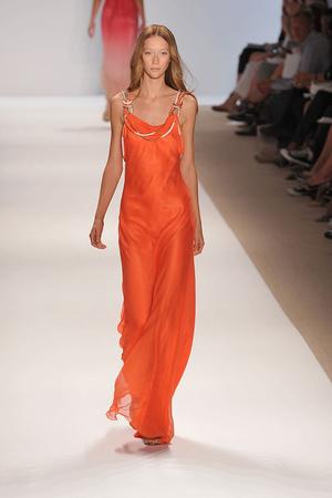 Показы мод Carlos Miele Весна-лето 2010 | Подиум на ELLE - Подиум - фото 3082
