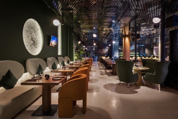 Четыре стихии: ресторан «Земля» в Москве (фото 20)