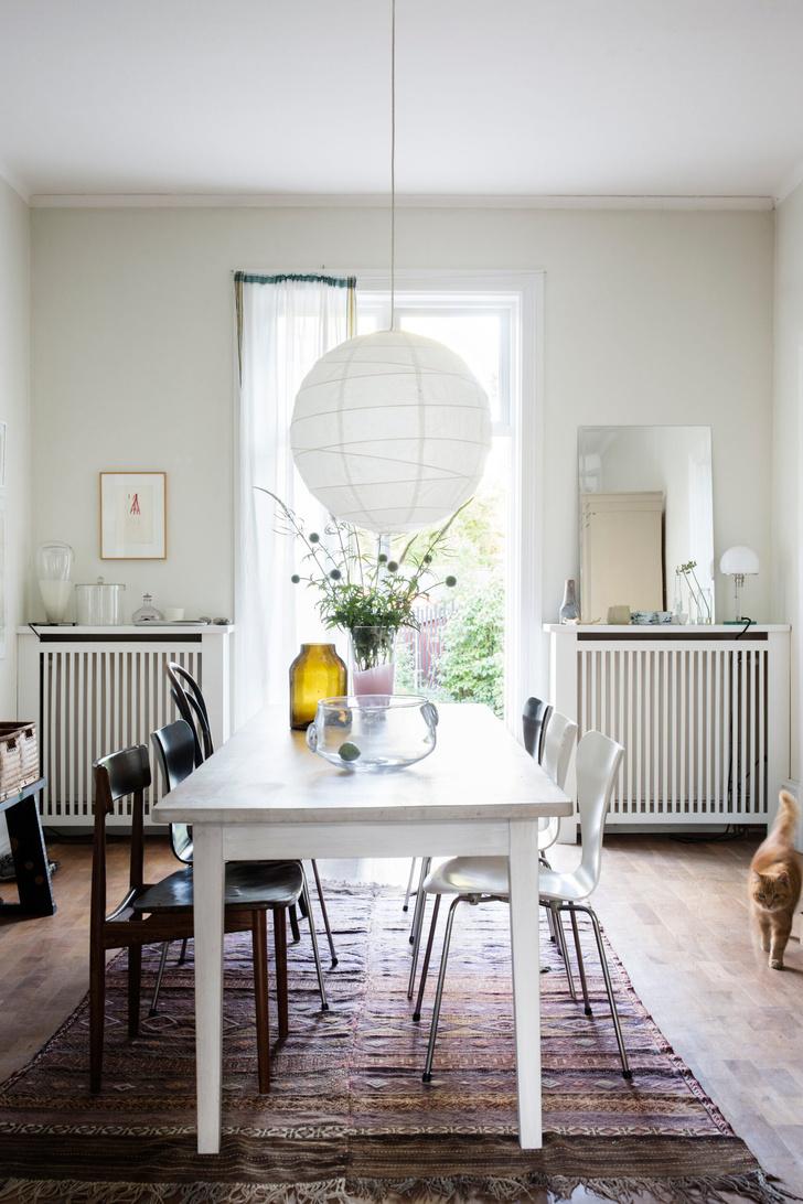 Голубая мечта: дом шведской художницы Гуннель Салин (фото 12)