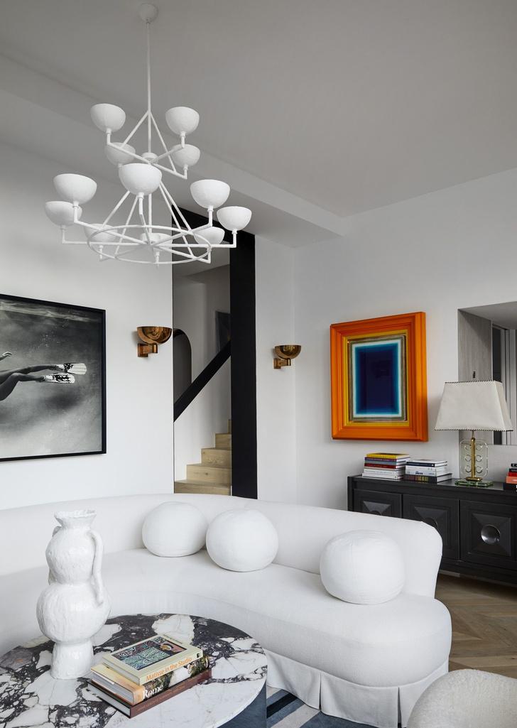 Эклектичный дом в Сиднее с предметами искусства (фото 0)
