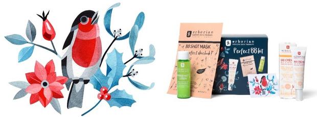 Идеи подарков на Новый год: наборы макияжа Erborian х Sasha Unisex (фото 2)