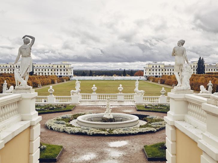 Служитель муз: усадьба «Архангельское» (фото 0)