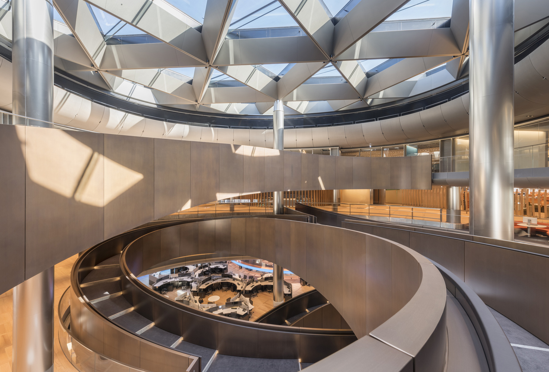 Штаб-квартира Bloomberg — новый проект Foster +Partners (галерея 4, фото 1)
