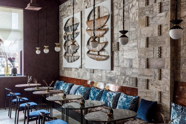 «Хлеб Да Винчи'К»: ресторан с дизайнерским интерьером в Краснодаре (фото 18)