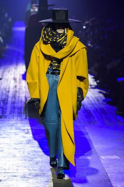 Кайя Гербер на показе Marc Jacobs (галерея 1, фото 0)