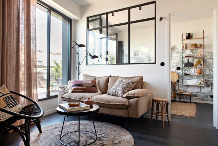 Маленькая квартира в Париже (фото 0)