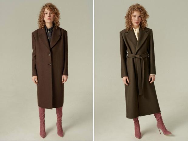 Где найти отличное пальто? У российских марок! (фото 1)