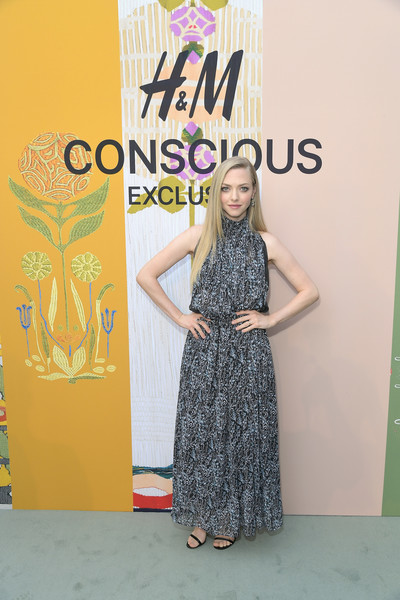 Аманда Сайфред, Кейт Босуорт и другие гости презентации H&M Conscious Exclusive (галерея 4, фото 1)