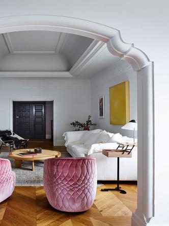 Amor Amor: квартира в старинной двухэтажной вилле (фото 3.2)