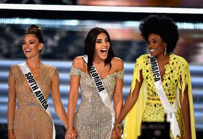 В Лас-Вегасе выбрали победительницу конкурса «Мисс Вселенная — 2017» (галерея 4, фото 0)