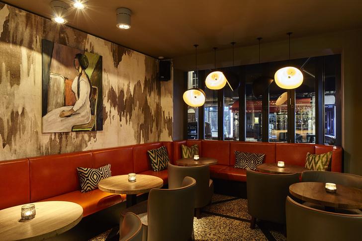 Ресторан OSH в Лондоне: проект Ирины Глик (фото 8)