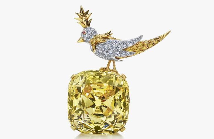 История одного украшения:  колье Tiffany & Co. на «Оскаре-2019» (фото 4)