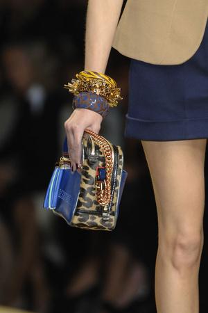 Показ Louis Vuitton коллекции сезона Весна-лето 2009 года prêt-à-porter - www.elle.ru - Подиум - фото 85549