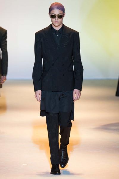 Неделя мужской моды в Милане: лучшие показы | галерея [3] фото [14]