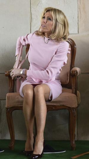 От Меган Маркл до Шейхи Моза: самые модные женщины-политики (фото 17)