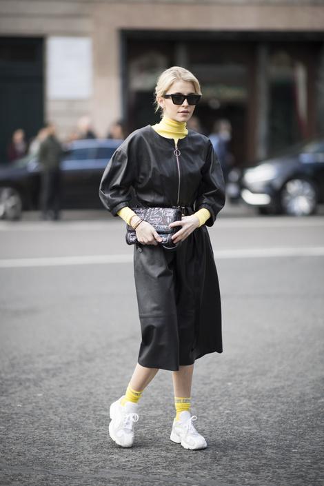 Что носили на Неделе моды в Париже? (фото 13.2)