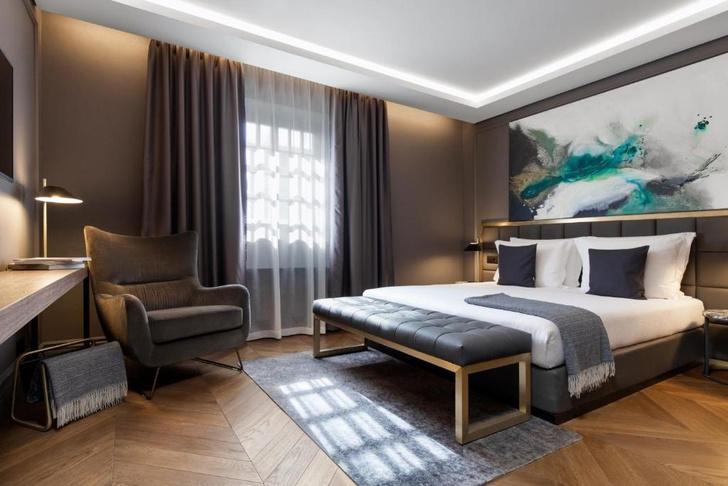 Hotel Pacai в Вильнюсе (фото 8)
