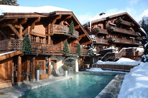 Хит-парад: дизайнерские отели на горнолыжных курортах (фото 21)