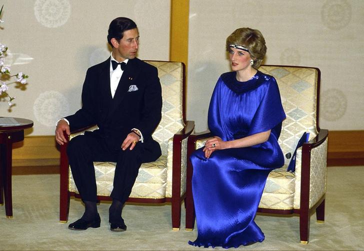 Принцесса Диана – от Букингемского дворца до отеля Ritz фото [10]
