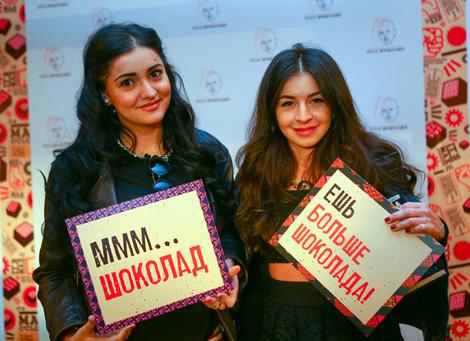 В Москве открыт шоколад-бар Max Brenner фото 17
