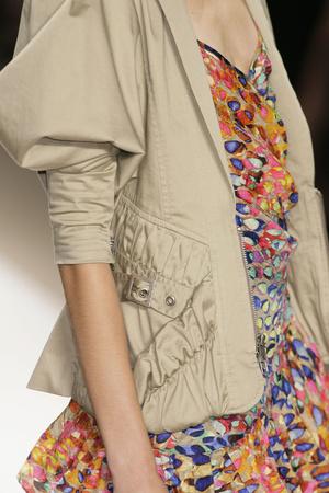 Показ Nanette Lepore коллекции сезона Весна-лето 2010 года prêt-à-porter - www.elle.ru - Подиум - фото 110714