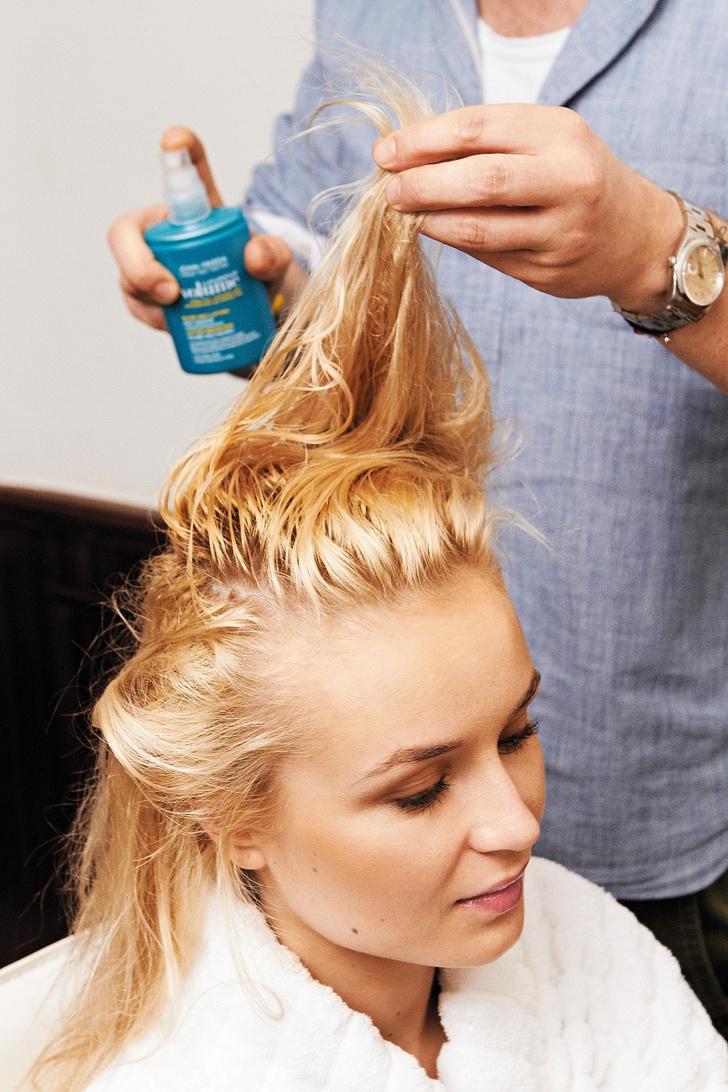 Как придать тонким волосам естественный объем