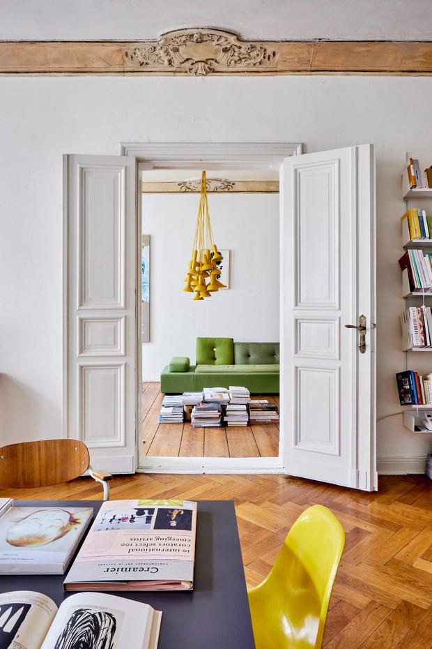 Квартира в старом доме в Берлине (фото 8)