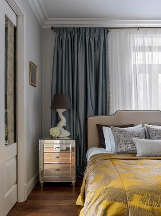 Квартира для семьи с тремя детьми в классическом стиле 140 м² (фото 8.2)