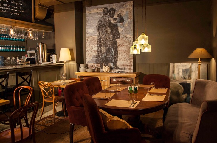 Новое кафе Михаила Ширвиндта открылось на Патриарших