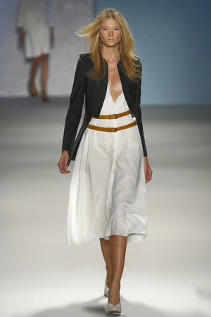 Показы мод Derek Lam Весна-лето 2011 | Подиум на ELLE - Подиум - фото 2666