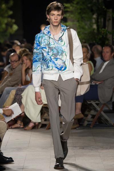 Неделя мужской моды в Париже: лучшие показы | галерея [8] фото [15]