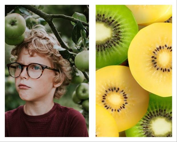 Дочь Киви и сын Кейл: как названия продуктов стали популярными детскими именами (фото 3)