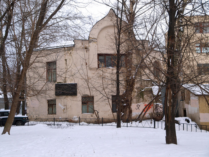 Дом-мастерская Левитана в Москве выставлен на торги (фото 7)