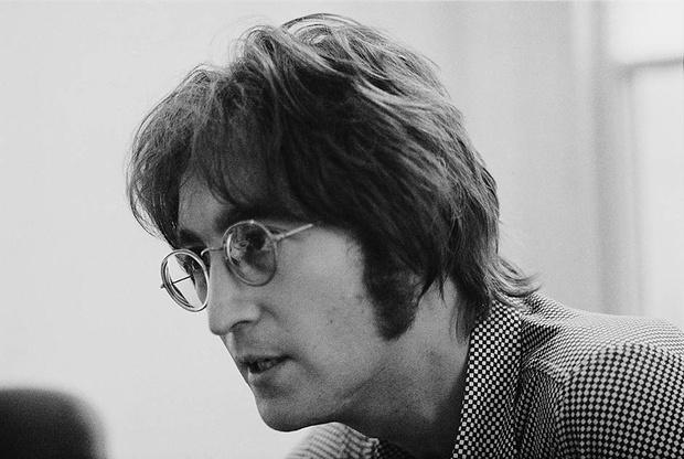 Круглые очки Джона Леннона