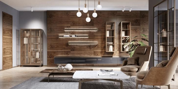 Идеальный баланс: выбираем двери, мебель и декор в едином стиле (фото 5)