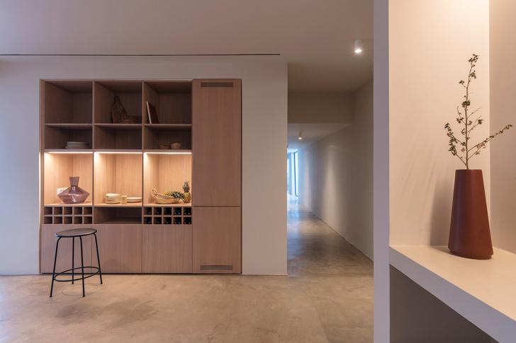 Белоснежная вилла на Санторини от Kapsimalis Architects (фото 26)