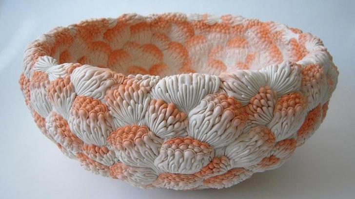 Керамист Хитоми Хосоно: сложная красота растений (фото 12)
