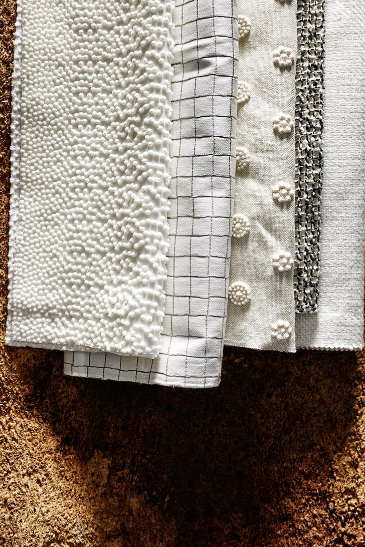 Тренд месяца: Фактурные ткани в интерьере фото [5]