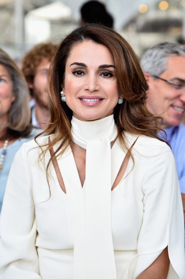 Королева Иордании Рания аль-Абдулла: фото 2015